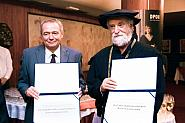Jindrich Streit doctor honoris causa1